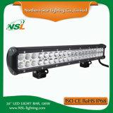 20 '' punto della barra di 126W LED IP67/inondazione fuori strada impermeabile/fascio combinato che guida SUV, Ute, ATV, accessori dell'automobile di 4WD 4X4