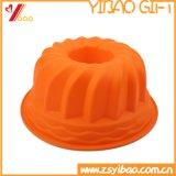 Molde de la torta Chiffon del silicón/molde del silicón de la jalea