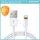 Первоначально данные по молнии 8pin Mfi реверзибельные поручая кабель USB на iPhone 7/6/5