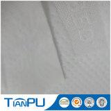 Tissu de jacquard tricoté par Tencel de qualité pour le matelas