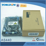 O gerador As440 elétrico parte o estabilizador da tensão