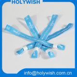 Wristbands disponibles de encargo de la hospitalidad con insignia de la aduana de la impresión de Tyvek