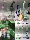 Waterpijp van het Glas van de Kunst van 6 Duim van Hbking de In het groot Heady Mini