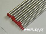 Tubulação sem emenda da instrumentação do aço inoxidável da precisão de TP304L