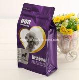 Мешок привлекательного цветастого печатание еды любимчика упаковывая