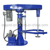 Misturador de alta velocidade com braço Clamper