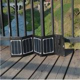 caricatore pieghevole del comitato solare 20W per uso esterno