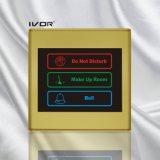 El panel de tacto del sistema del timbre del hotel en el marco plástico del esquema (SK-dB2300SYS)