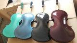 China-preiswerte weiße Farben-Kursteilnehmer-Furnierholz-Violine für Verkauf