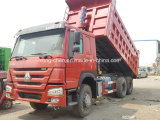 Occasion 336HP 6X4 Sinotruck HOWO Camion-benne de HOWO Dumper