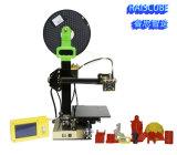 Raiscube新しいデザイン簡単なアセンブリ小型デスクトップDIY 3Dプリンター