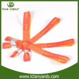 Wristband ткани Embroidey высокого качества с замком