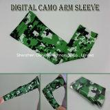 Manicotti su ordinazione del braccio di Digitahi Camo di marchio con stampa sublimata