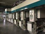 Usato della stampatrice automatica di rotocalco del calcolatore dei 3 motori per il film di materia plastica