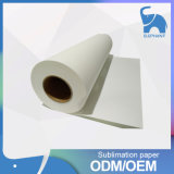 Atacado 70 / 100GSM 160cm Sublimation Transfer Paper