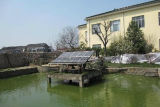 pompe 1.5kw solaire automatique pour la maison ou la contrée lointaine