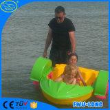 Barco de paleta de la mano del carnaval del Padre-Niño