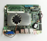 Материнская плата конкурентоспособной цены миниая, LAN локальных сетей гигабита 2*Realtek Rtl8111e-V PCI-E, порты RJ45