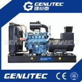 De Diesel 525kVA Doosan van Genlitecpower 420kw Reeks van de Generator (GDS525)