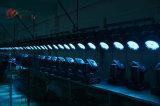 свет мытья 4in1 СИД 36PCS 10W Moving головной
