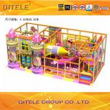 Крытый малыш Toys капризное оборудование спортивной площадки замока