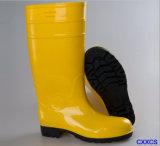 По-разному виды ботинок работы безопасности ботинок дождя PVC конструкции