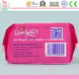 Rosen-Schönheit Soem-hohe saugfähige Baumwolldame gesundheitliche Serviette