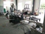HDPE eléctrico del alambre que recicla la línea del estirador para granular