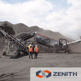 Heiße Qualitäts-bewegliche Steinzerkleinerungsmaschine-Maschine des Verkaufs-2016