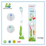 Kind-Zahnbürste mit netter Tierschildkröte