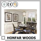 Natürlicher festes Holz-Abbildung-Foto-Rahmen für Hotel-Vorhalle-Dekoration