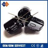 размер Tmce02-2 электролитического конденсатора 25V 105c алюминиевый миниатюрный