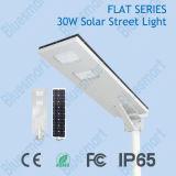 Luz de calle solar integrada 30W