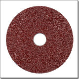 Disco de la fibra del óxido de aluminio de la alta calidad