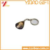 Porte-clés en métal Porte-clés Customed Logo Souvenir (YB-HD-192)