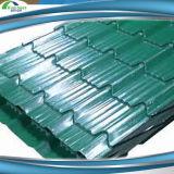 Starkes Aluminiumzink-Beschichtung-gewölbtes Dach-Blatt