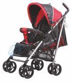 Aluminiumrahmen-faltender Baby-Regenschirm-Spaziergänger