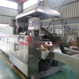 Completare il macchinario automatico di processo di fabbricazione di biscotti della cialda