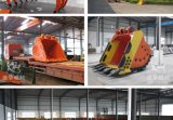 8 Cubic Meter Rock Bucket para escavadeira Hitachi 1800