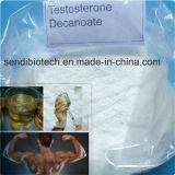 Тестостерон Decanoate CAS 5721-91-5 порошка Deca испытания здания мышцы стероидный