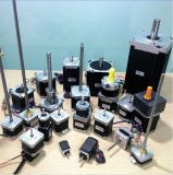 57mm NEMA23 1.8 도 2단계 잡종 댄서 모터, 1.89n. 세륨 증명서를 가진 M 족답 모터 좋은 품질