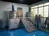 Machine de fabrication crème de nettoyeur de cheveu de lotion de shampooing