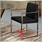 Hotel-Möbel-Ausgangsmöbel-Büro-Möbel-Edelstahl-Möbel des Stuhl-(RS161904)