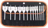 комплект отделки буровых коронок Woodworking 8PCS белый
