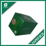 Especificação ondulada da caixa da caixa da cartonagem ondulada da caixa