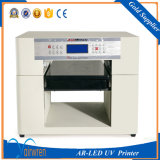 Impresora ULTRAVIOLETA de la venta del deporte de la botella de agua de la talla caliente de la impresora A3