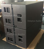 Lacoustics Ks28 Art-Doppeltes 18 Zoll - hohe Leistung Subwoofer Vorbaß-Zeile Reihen-Lautsprecher
