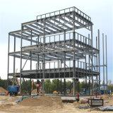 Costruzione di edifici Multistory del blocco per grafici d'acciaio per l'ufficio e l'appartamento