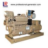 gerador marinho elétrico de 350kw 6cylinders para barcos