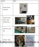 Ompi 이탈리아 건조한 클러치, 대만 델타 주파수 변환장치 CNC 압박, 일본 NTN/NSK 방위를 가진 우표 압박 25ton를 정지하십시오